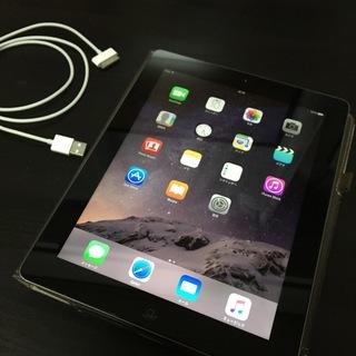 ipad3 16GB wifi ブラック / ケース、ケーブル付