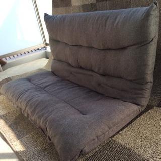 2人掛けのソファ、先約あり