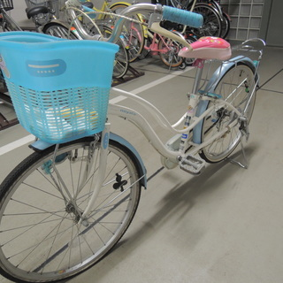 子供用 自転車 女児 22インチ ミヤタ自転車