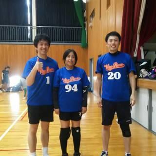 【男女メンバー募集中!!】岡山でソフトバレーするなら『ヴィータロー...