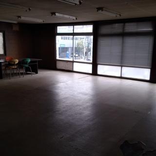 【商談中】札幌・事務所や小売店(雑貨店・アトリエなどテナント)募集