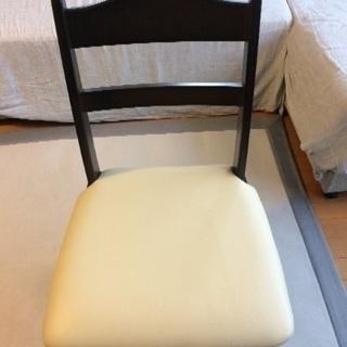ニトリ ダイニング回転椅子 美品