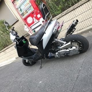 アドレスv125G K9