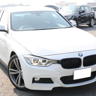 【BMW】F30 320i M-Sport 検査付き平成30年5月...