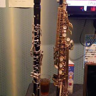 楽器(管、弦、その他なんでも)友達募集(音を出して遊びましょう)