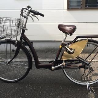 ブリジストン子供乗せ自転車お譲りします
