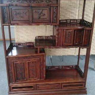 木製 飾り棚