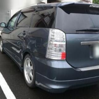 (取引中)  トヨタ ウィッシュ  X Sパッケージ 4WD