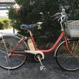 電動アシスト自転車(ヤマハPAS)