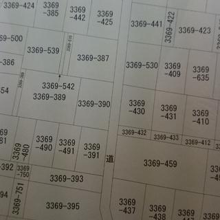 那須町 伊藤台 平和郷 分譲地内 原野 94.38坪 リゾート地