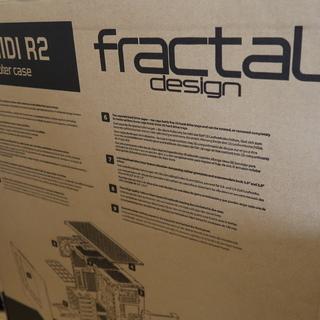 【新品未使用】自作用PCケース Fractal Design AR...