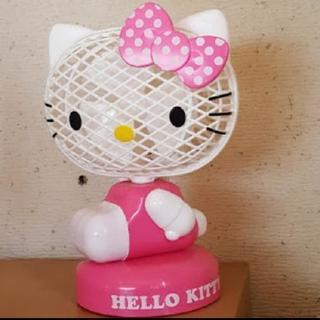 Hello Kitty扇風機