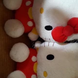 Hello Kitty人形