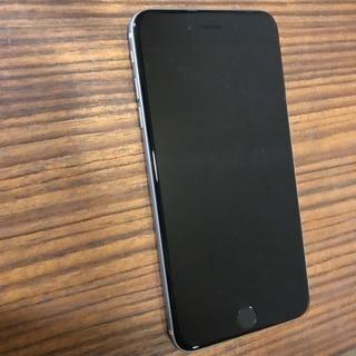 iPhone6 Plus 128GB docomo グレー