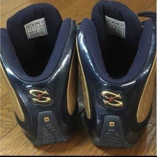 AND1 バスケットシューズ 27cm - 靴/バッグ