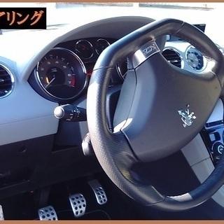 左ハンドル 6速マニュアル プジョー RCZ カーボンルーフ レザーパック − 埼玉県
