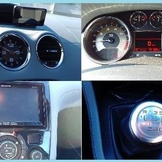 車検満タン 左ハンドル 6速マニュアル プジョー RCZ カーボンルーフ レザーパック 機関良好 - 中古車