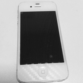 iPhone4sソフトバンク32GB白