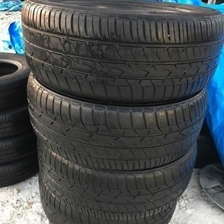 225/50/18 タイヤ+交換、いかがでしょうか?