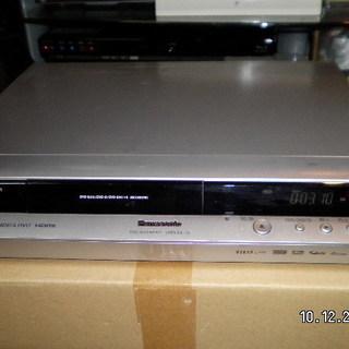 パナソニックHDD&DVD&SDハィビジョンレコーダーDMR-E...