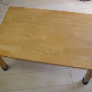 テーブル(無印良品)
