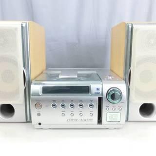 KENWOOD CD/MDコンポ RMD-SJ5WM