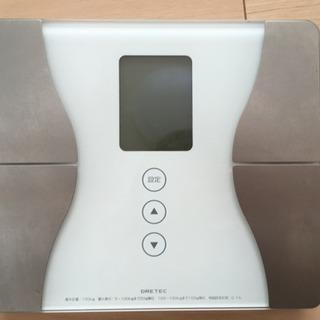 薄型体重計