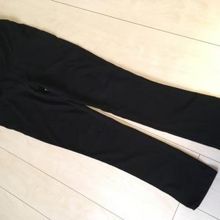 妊婦服 パンツ 黒