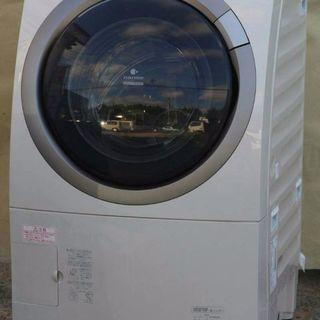 2010年式Panasonic9キロドラム式洗濯機です 取り扱い説...