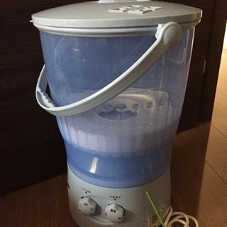 簡易洗濯機・小型洗濯機・バケツ洗濯機