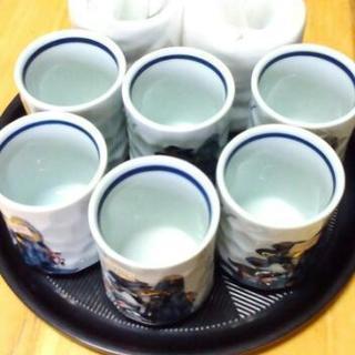 大きな湯呑み 1個50円(計8個のうち未使用5個)