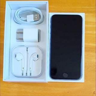 au iPhone6 64GB スペースグレイ