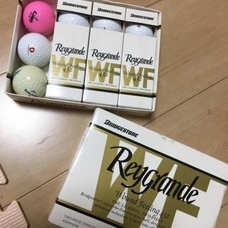 【更に値下げ】ブリヂストン ゴルフボール各種 計57個 - 売ります・あげます