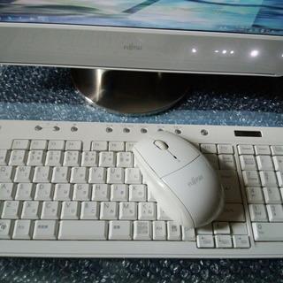 一体型デスクトップ 富士通 FMV-DESKPOWER F/B50③ Windows7 使用時間約1013時間 - パソコン