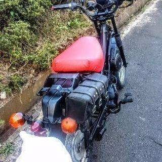 タウンメイト90 カスタム - バイク