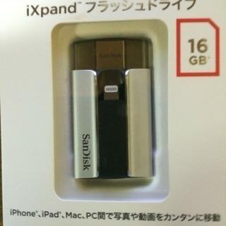 iXpand フラッシュドライブ 16GB