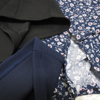 女性限定:洋裁が得意な方、ワンピースの裾上げ3着(裏地無し)を3千円で引き受けて下さる方の画像