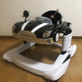 歩行器 車