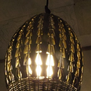 デザイン的な ふいんきある照明
