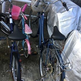 自転車あります