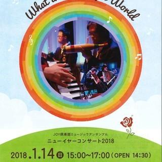 JOY倶楽部ミュージックアンサンブル ニューイヤーコンサート201...