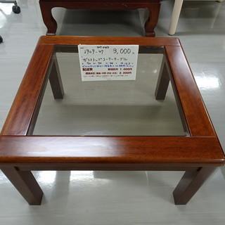 ガラストップコーナーテーブル(2909-47)