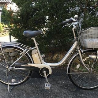電動アシスト自転車(ヤマハPAS、24インチ)