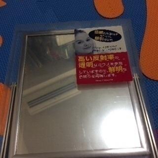 日本製 新品 卓上ミラー