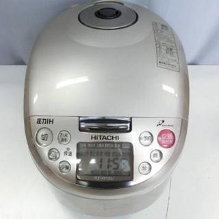 HITACHI 圧力IH炊飯ジャー RZ-HX100J