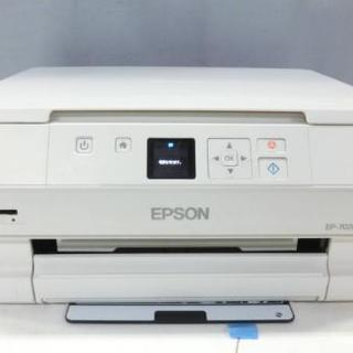 EPSON プリンター EP-707A