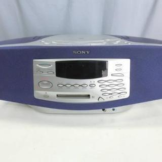 SONY パーソナルMDシステム ZS-M35