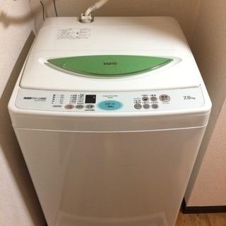 洗濯機  7.0kg  パワフル
