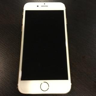 【中古】iPhone6 海外版/SIMフリー (ゴールド, 64G...