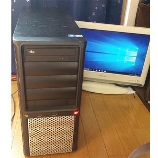 ゲーミングパソコンCore i7-3770+GTX770 Win10